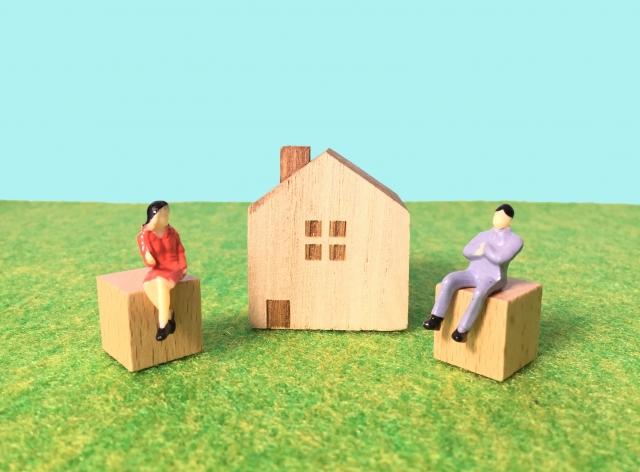 離婚で家を売却する場合の財産分与やローンなど疑問点をすべて解決!